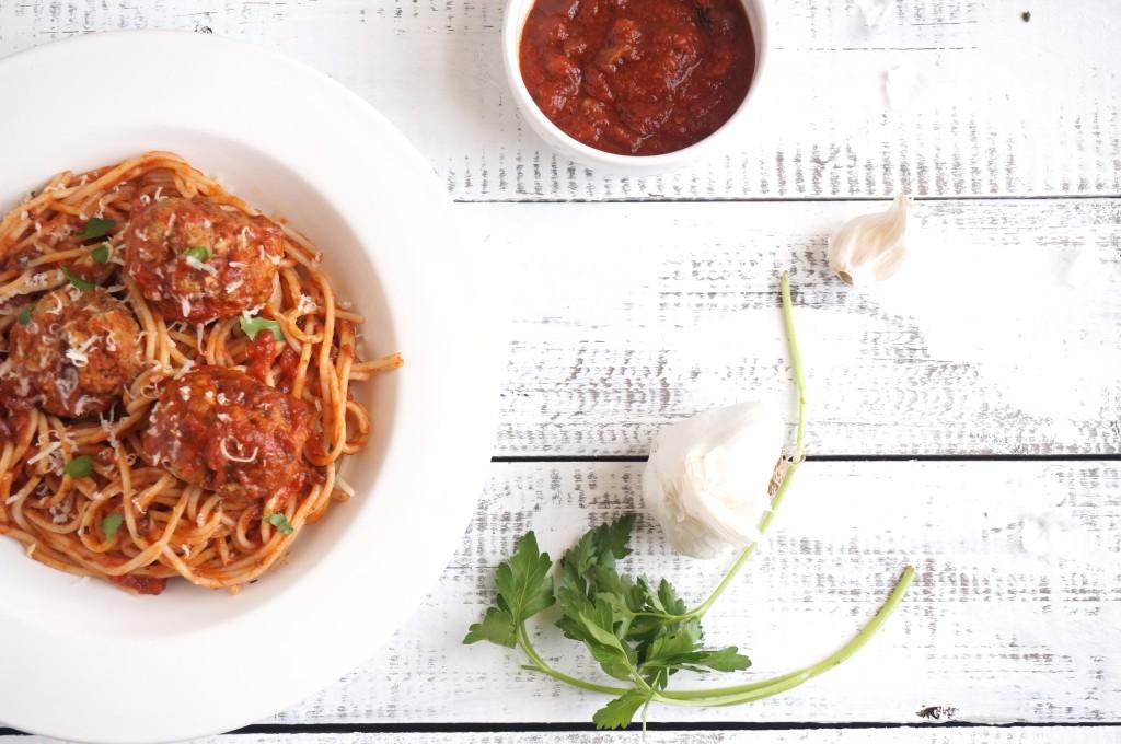Simple Italian Meatballs